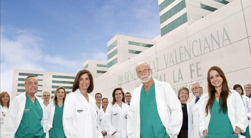Hospital La Fe Televisión